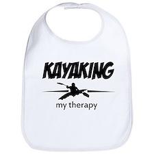 Kayaking my therapy Bib
