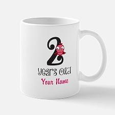2 Years Old Baby Bird - Personalized Mug