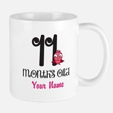 11 Months Old Baby Bird - Personalized Mug