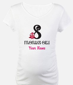 8 Months Old Baby Bird - Personalized Shirt
