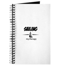 Sailing my therapy Journal