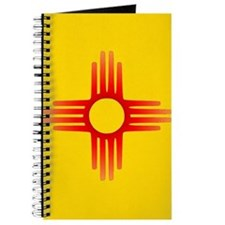 Zia Sun Symbol Journal