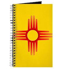Zia Sun Symbol Journal