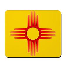 Zia Sun Symbol Mousepad
