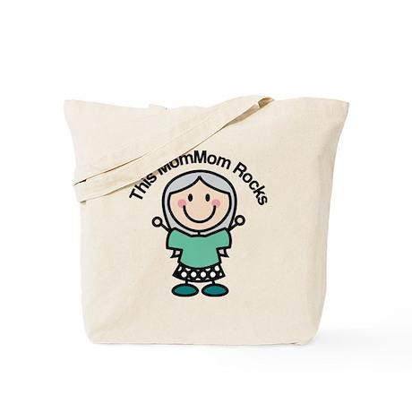 MomMom Rocks Tote Bag