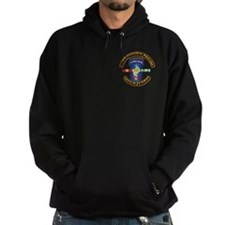 Army - 173rd Airborne Brigade w SVC Ribbons Hoodie