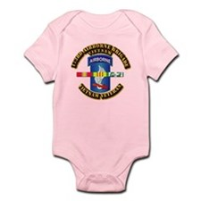 Army - 173rd Airborne Brigade w SVC Ribbons Infant
