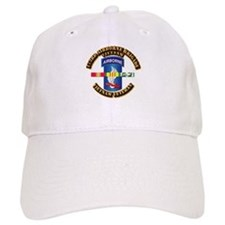 Army - 173rd Airborne Brigade w SVC Ribbons Baseball Cap