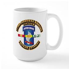 Army - 173rd Airborne Brigade w SVC Ribbons Mug
