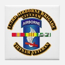 Army - 173rd Airborne Brigade w SVC Ribbons Tile C