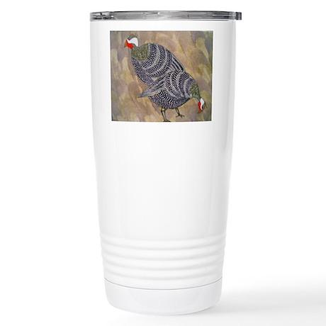 guinea hens Travel Mug