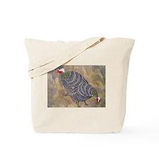 guinea hens Tote Bag