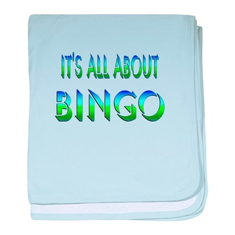 About Bingo baby blanket