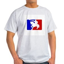 Pro Knight Ash Grey T-Shirt
