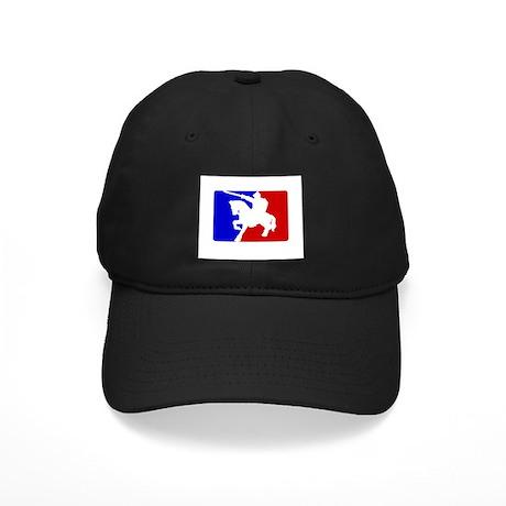 Pro Knight Black Cap