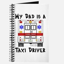 Taxi Driver Dad Journal