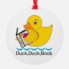 Duck Ornament