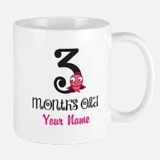 3 Months Old Baby Bird - Personalized Mug
