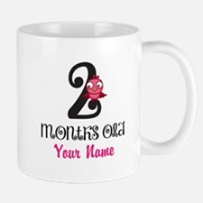 2 Months Old Baby Bird - Personalized Mug
