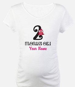 2 Months Old Baby Bird - Personalized Shirt