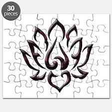 Lotus Flower Puzzle