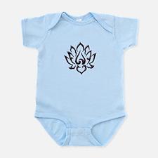Lotus Flower Infant Bodysuit