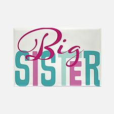 Big Sister Rectangle Magnet