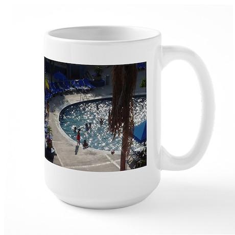 Viva Vallarta Large Mug
