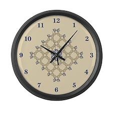 Virgo's Best Traits - Large Wall Clock