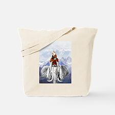 Ausar-Obatala Tote Bag