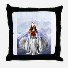 Ausar-Obatala Throw Pillow