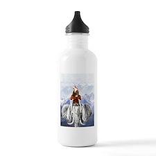 Ausar-Obatala Water Bottle