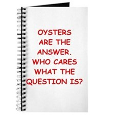 oysters Journal