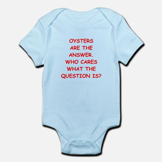 oysters Body Suit