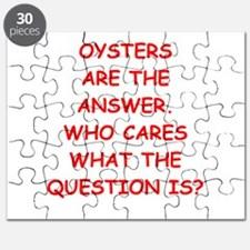 oysters Puzzle