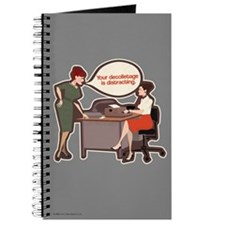 Joan Holloway Decolletage Journal