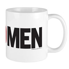 Mad Men Logo Mug