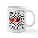 Amc mad men Small Mugs (11 oz)