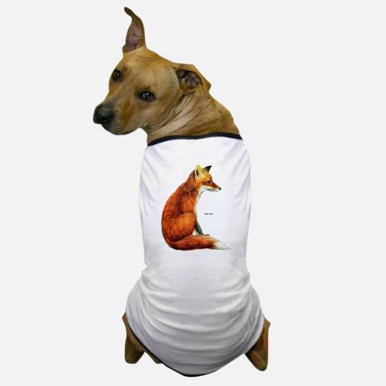 Red Fox Animal Dog T-Shirt