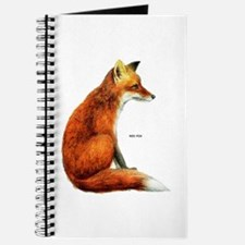 Red Fox Animal Journal