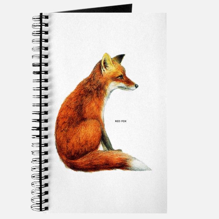 Red Fox Animal Journal