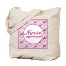 Cute Nurse Gift Tote Bag