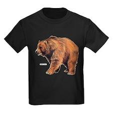 Kodiak Bear Animal T