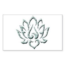 Lotus Flower Decal