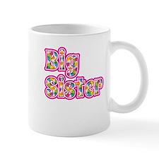 Big Sister Pink Mug