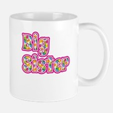 Big Sister Pink Small Small Mug