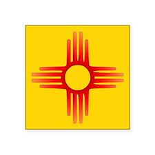 Zia Sun Symbol Sticker