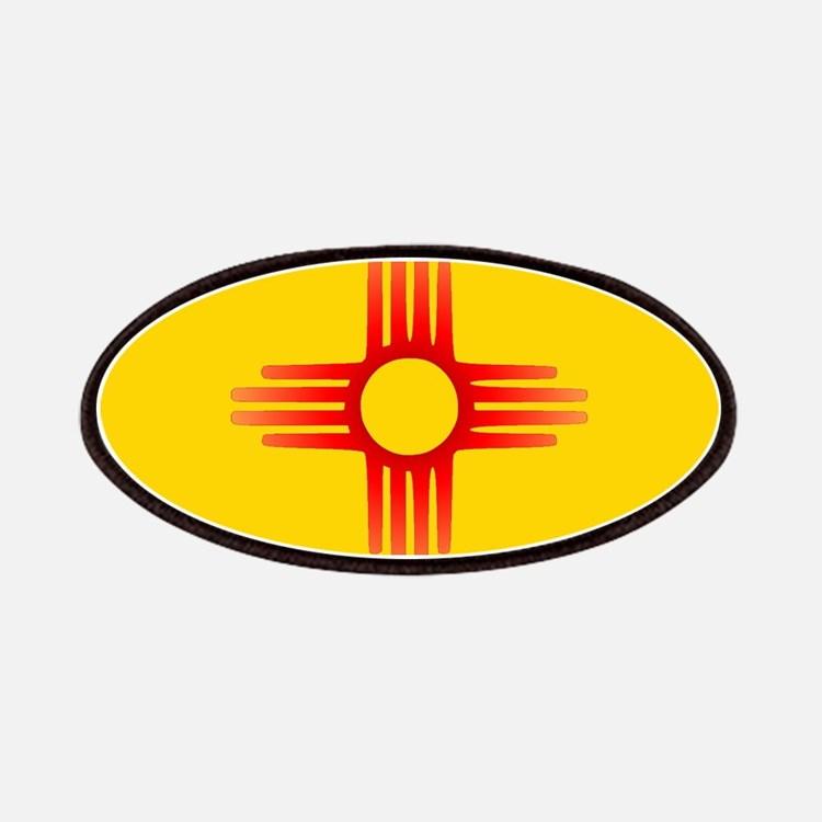 Zia Sun Symbol Patches