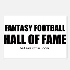 """""""HALL OF FAME"""" Postcards (Package of 8)"""