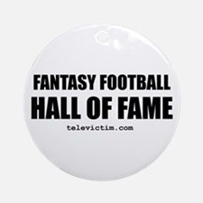 """""""HALL OF FAME"""" Ornament (Round)"""